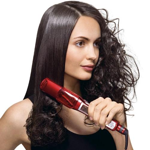 Не выпрямляются волосы утюжком