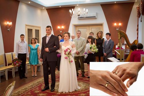 Традиционный сценарий свадьбы