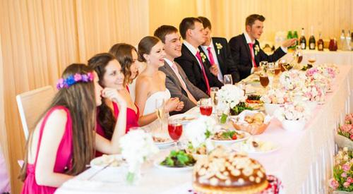 Традиции свадьбы в России