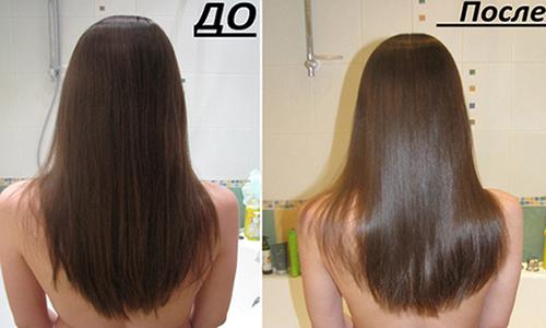 Средство для роста волос луком