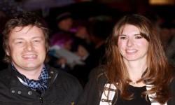 Джейми Оливер с женой