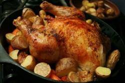 Разнообразные кулинарные приемы в готовке птицы