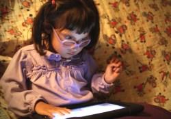 Причины нарушения зрения у детей