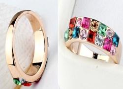 Как не ошибиться при выборе кольца с позолотой?