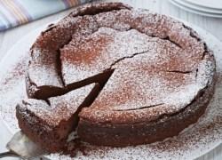 Шоколадный чизкейк. Самый простой рецепт!