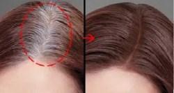 Как избавится от седых волос с этим натуральным средством!