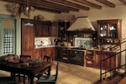 Кухня с духом Италии