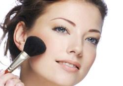 Основы макияжа лица круглого типа