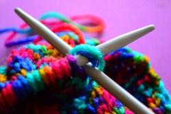 Пряжа для ручного вязания из шерсти
