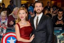 Скарлетт Йоханссон и Крис Эванс, самая новая пара в Голливуде?
