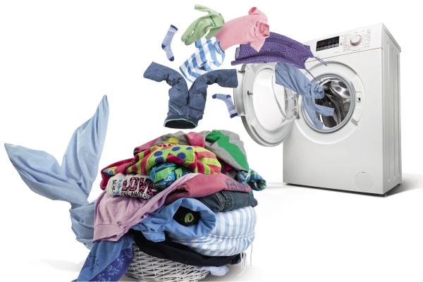 Некоторые программы стиральной машины, которые нужно использовать