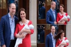 Первые фотографии новорожденного из королевской семьи! Какое имя будет носить ребенок?