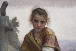 Она пошла в музей, и замерла перед одной картиной!